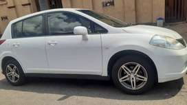 Nissan Tiida available in excellent condition