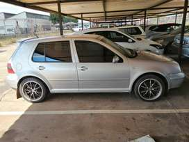 2002 Golf4 1.9 tdi for grabs