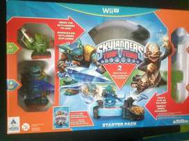 Wii U Skylanders Trap Team+ Skylanders Giants Bundle