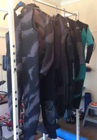 Image of Diving Wetsuits and Free Diving/Spearfishing Fins
