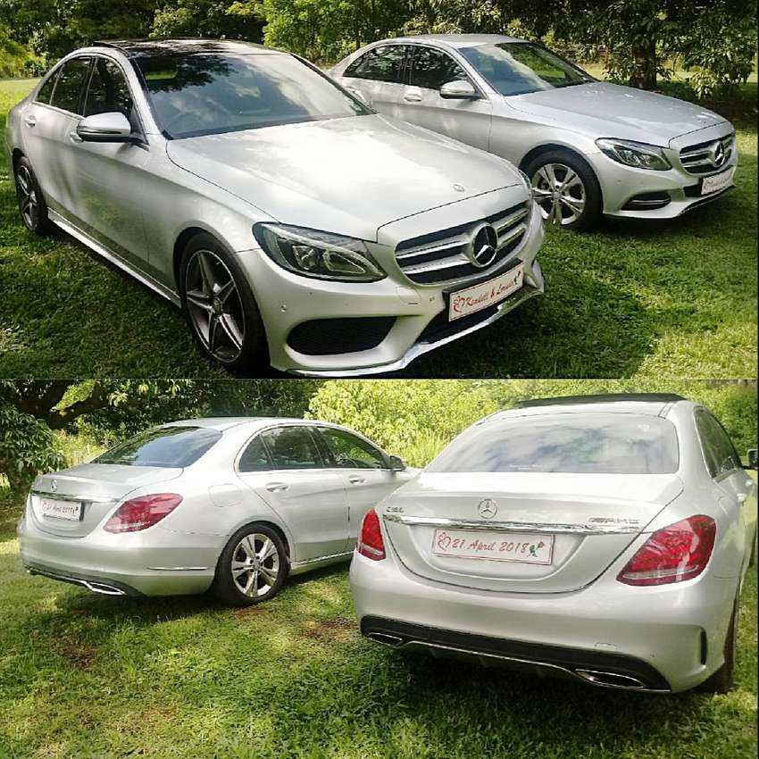 Chauffeur in style with Benz 0