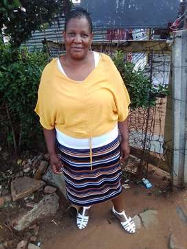 I am a hardworking women looking for a Domestic worker job.