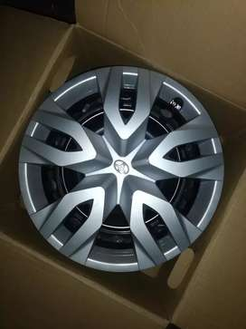 17 5x114 pcd steel rims for sale