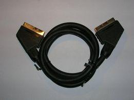 кабель scart-scart