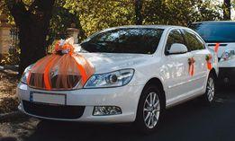 Обслуживание свадеб, аренда и прокат авто Skoda Octavia. Трансфер