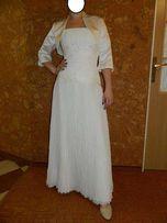 Suknia ślubna AGNES kolor ECRU rozmiar 38 jak NOWA śliczna polecam.