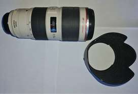 Canon EF 70-200mm F2.8 IS II USM
