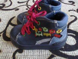 черевики черевички ботинки ботиночки 11,5 см