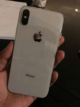 iPhone X 256G - used for less than a year