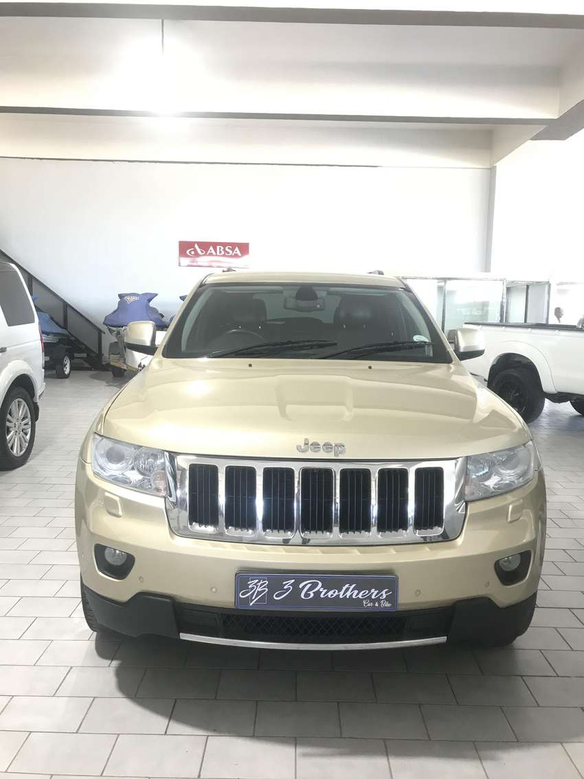 JEEP GRAND CHEROKEE 3.6 LIMITED A/T 0