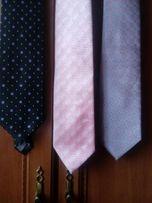Sprzedam okazyjnie trzy nowe, firmowe krawaty .