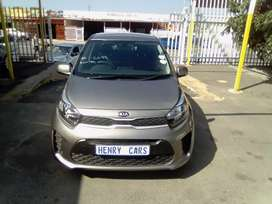 Kia Picanto 1.0 Hatchback Manual For Sale
