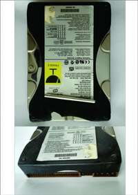 Image of Hard drive for R30.00