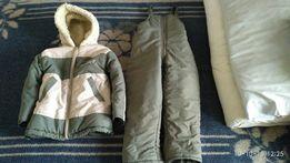 Куртка і штани зимові на дитину 3-4 роки