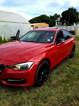 BMW F30 2013 MODEL FOR SALE