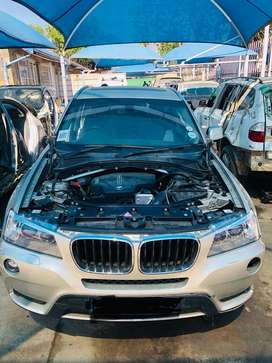 Bmw F25 X3 N20 AT Now for stripping