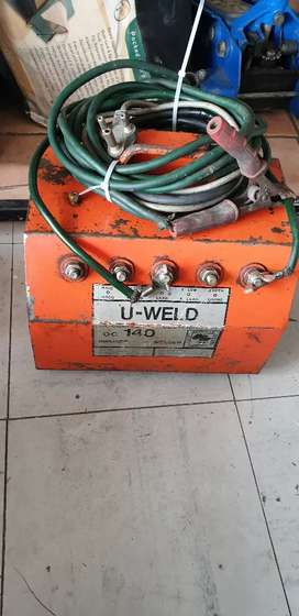 OIL COOLED WELDING MACHINE