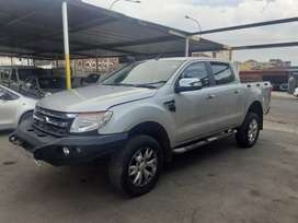 2012 Ford Ranger 3.2 speed 4X4 automatic LXT