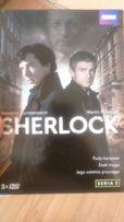 Plyty 3,dvd sherlock H
