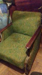 Крісло з мягкої частини кресло є два нерозкладні