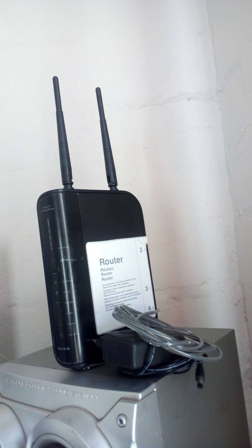 [2X] Wireless Routers for Sale 0