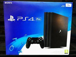 PlayStation 4 PRO 1 TB НОВАЯ