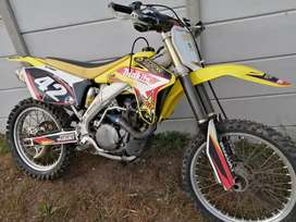 Rmz450 stripping for spares