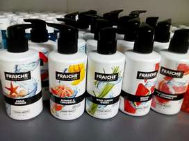 Hand washes