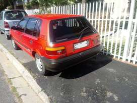 Selling toyota conquest excellent condition