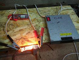 Мощное зарядно пусковое устройство 12-24в 50Ампер
