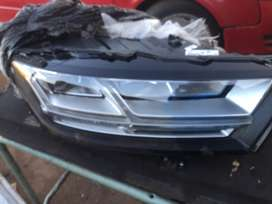 Audi Q7 2017/2018 headlight