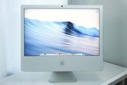 "Apple iMac ""Core 2 Duo"" 2.16 20-Inch и Apple iMac ""Core 2 Duo"" 24"