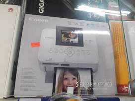 Canon Selphy CP1000 Photo Color PrinterBrand New Sealed.
