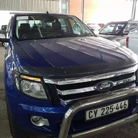 2015 Ford Ranger 3.2TDCi XLT automatic.