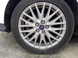 Ford Focus TDci 2012 Wheel Mags for sale (3 only)