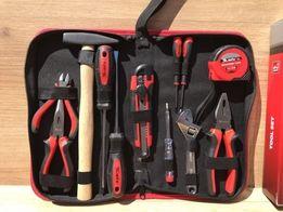 Набор инструментов 12 шт MTX отвертки, молоток, пассатижи,ключ разводн