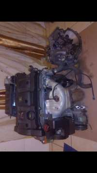 Image of Peugeot engine and gearbox