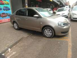 Polo vivo 1.4 sedan available for sale now in perfect condition