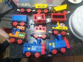 Tommy train set . Battery  operated. For kids or collectors