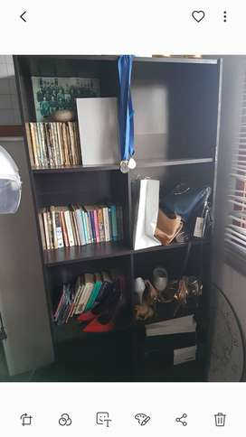 Book Shelve Standard Black