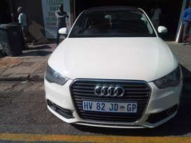 Audi A1 TFSi petrol 94000kms (2012) for SELL