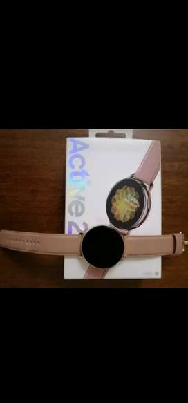 SAMSUNG GALAXY WATCH ACTIVE 2 (STAINLESS STEEL)