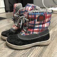 Lupilu термо ботинки 31 р