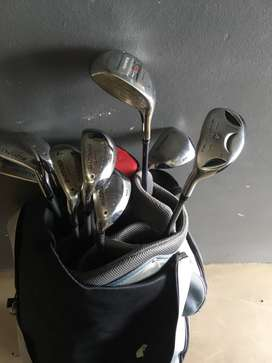 Golf Set with Mogia Bag , A23610