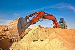 Песок, щебень, отсев, керамзит, бетон, раствор, мусор строительный
