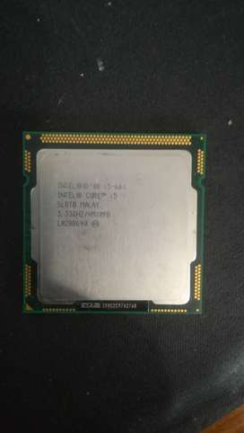 Core i5 cpu only