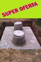 szambo betonowe 10m3 atest gwarancja