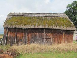 Rozbiórki i skup stodoł, desek , starego drewna wymiana desek STODOŁA