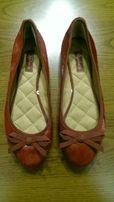 Baleriny buty Oysho Zara Mango H&M modne 36 czółenka