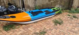 KAYAK flycat fishing Kayak
